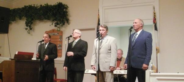 Jackson Grove Baptist Church Concert